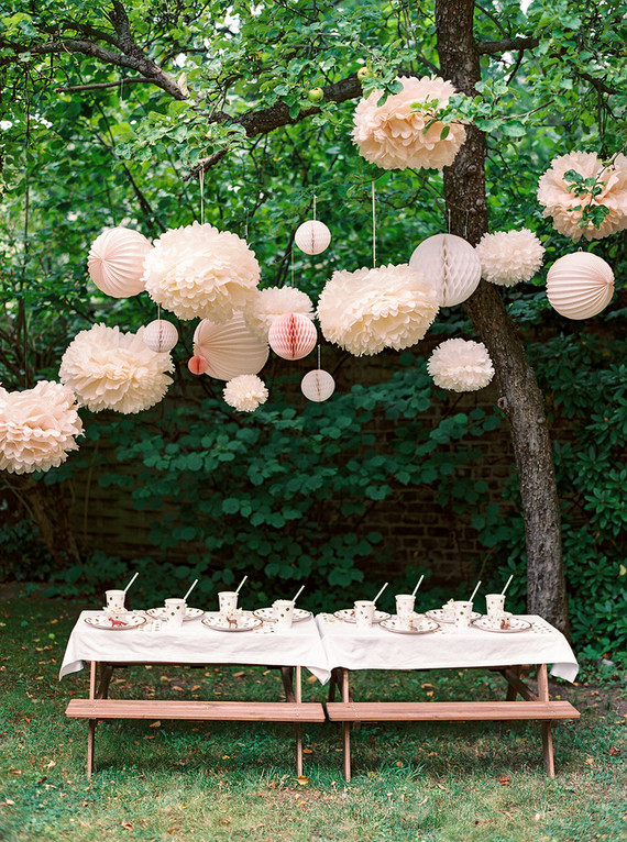 Pink Garden Party 2nd Birthday Wedding Amp Party Ideas