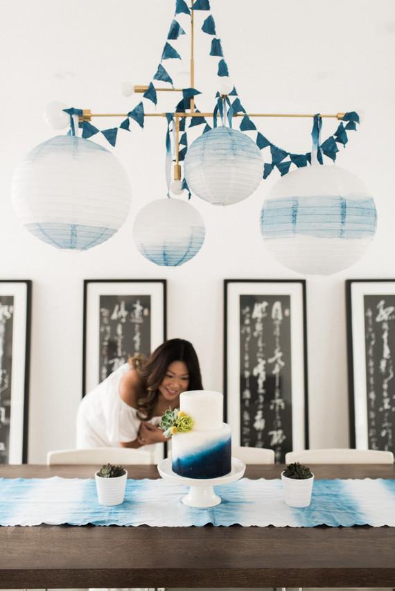 Indigo Baby Shower Ideas Wedding Amp Party Ideas 100