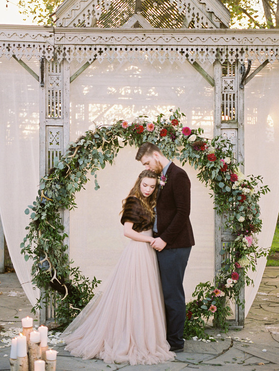 Fall wedding inspiration
