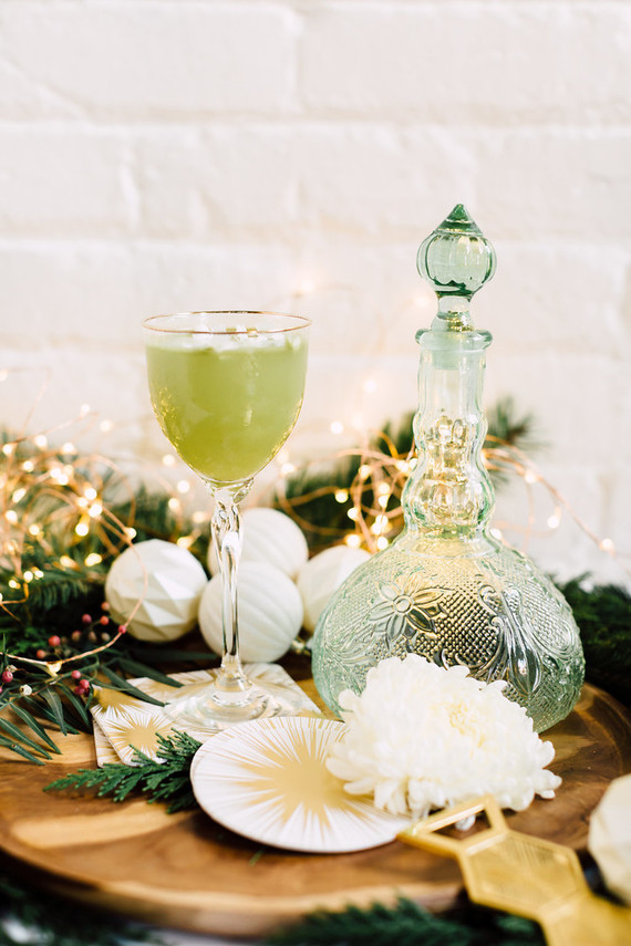 Holiday cocktail recipe