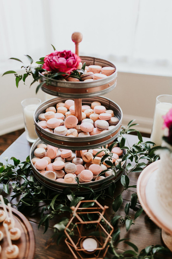 Modern Dessert Table Wedding Amp Party Ideas 100 Layer Cake
