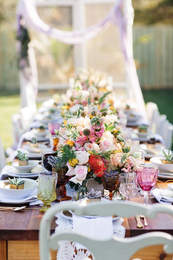 Boho Bridal Shower Brunch Wedding Amp Party Ideas 100