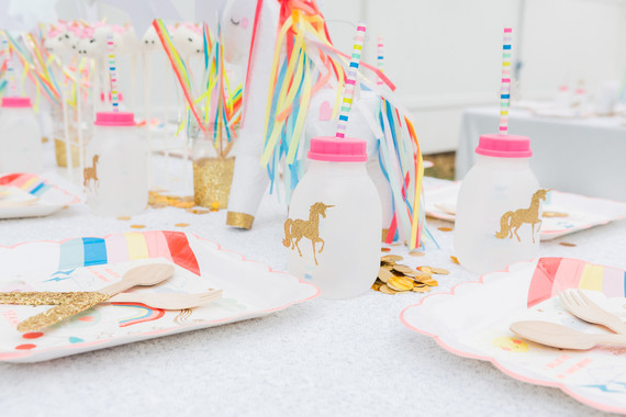 unicorn birthday party wedding party ideas 100 layer cake. Black Bedroom Furniture Sets. Home Design Ideas