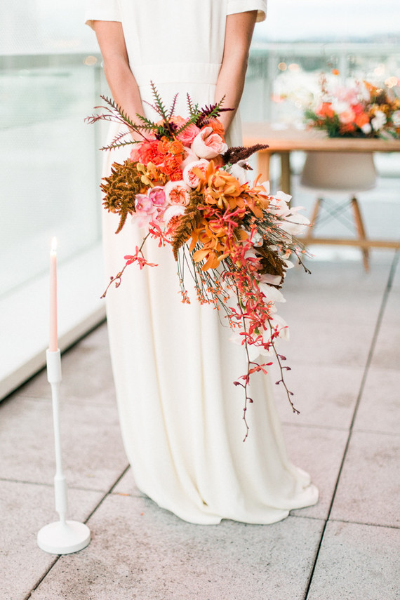 Wedding Bouquet Preservation Hawaii : Tropical bridal bouquet wedding party ideas