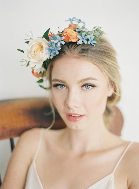 Flower Crown Wedding Amp Party Ideas 100 Layer Cake