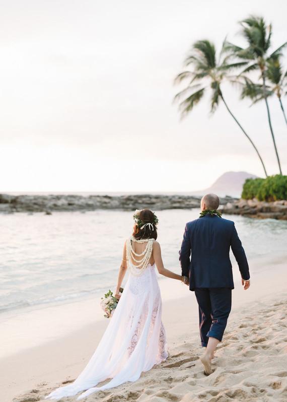 Honolulu Hawaii Wedding