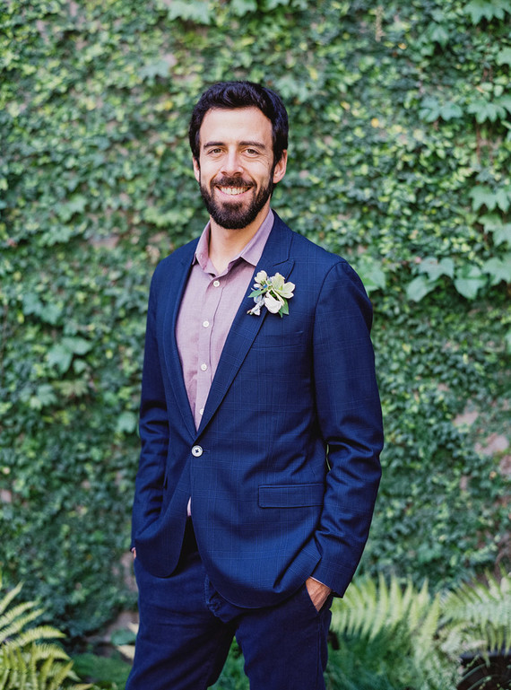 Grooms style
