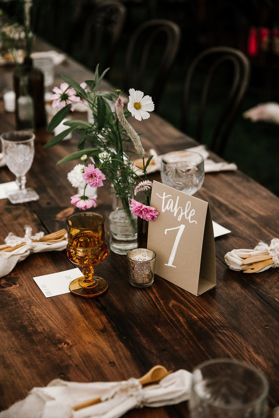 Bohemian Tablescape Wedding Amp Party Ideas 100 Layer Cake