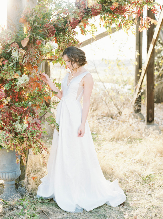 Rustic Oregon wedding inspiration at Brasada Ranch