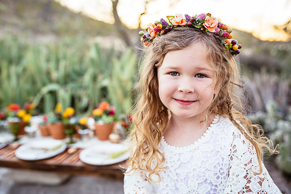Southwest boho party ideas