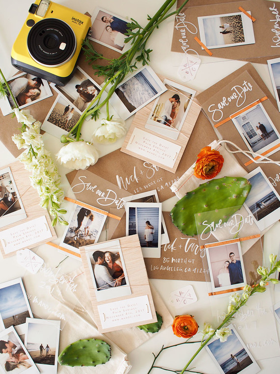 DIY Save the Dates