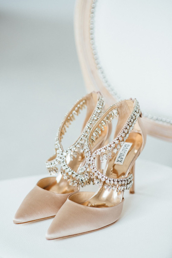 Badgley Mischa bridal shoes