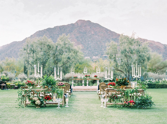 Jewel toned wedding inspiration