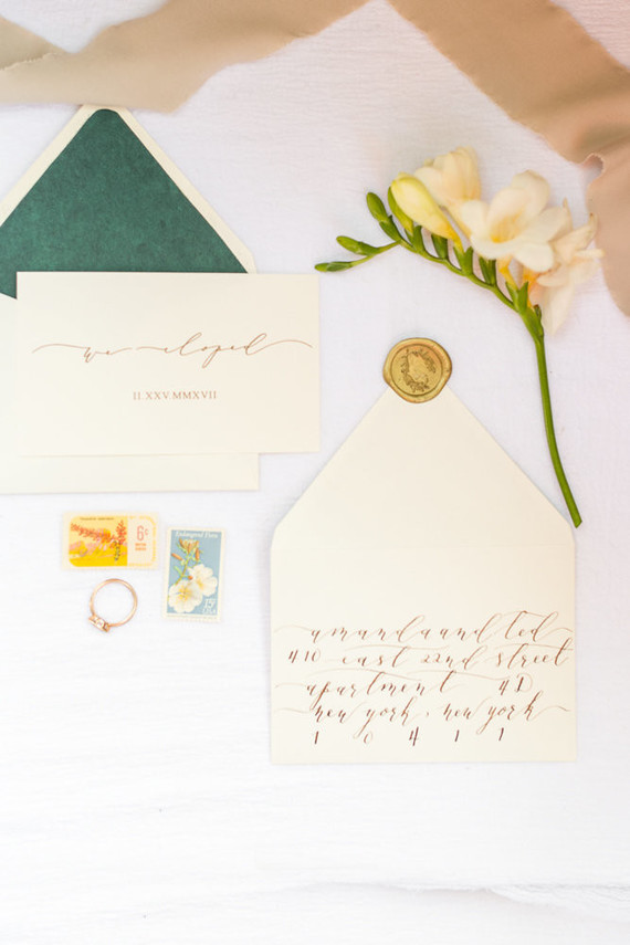 costa rica wedding invitations