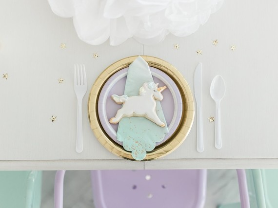 unicorn sugar cookie