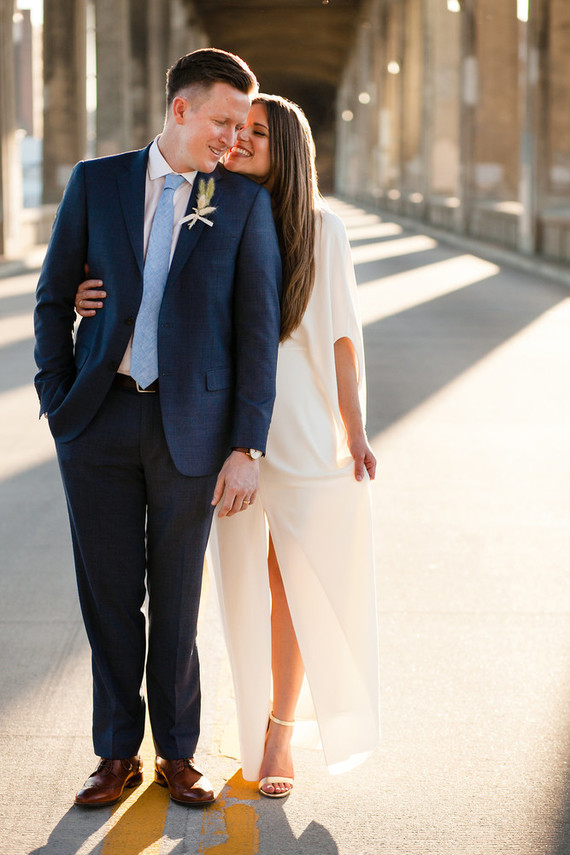 Simple soulful wedding in Oklahoma City