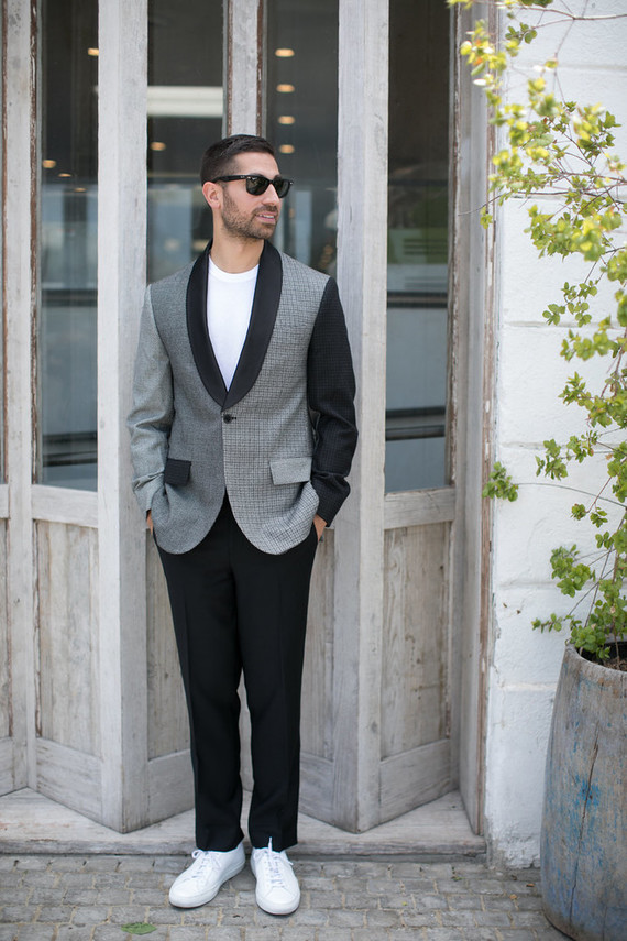 The Black Tux wedding suits