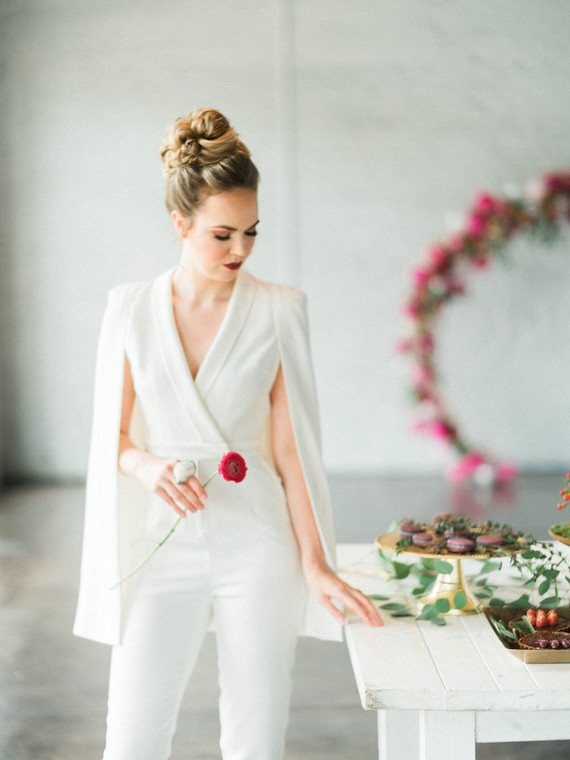fashionable fall bridal shower inspiration