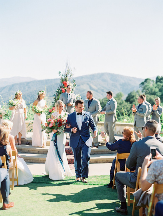 California outdoor ceremony ideas