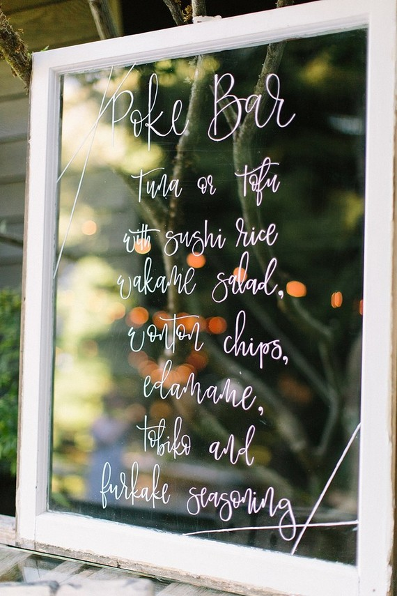 romantic fall wintery wedding in Washington state