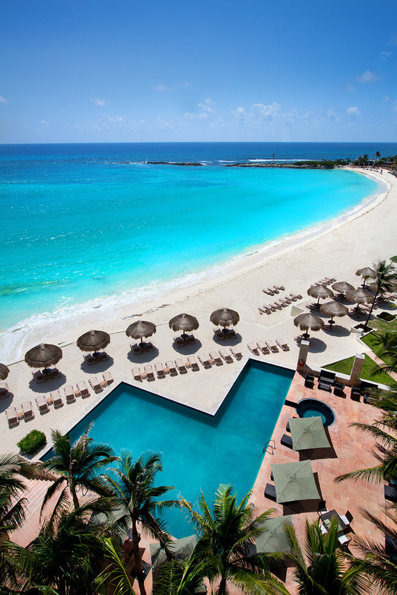 Westin Cancun honeymoon destination