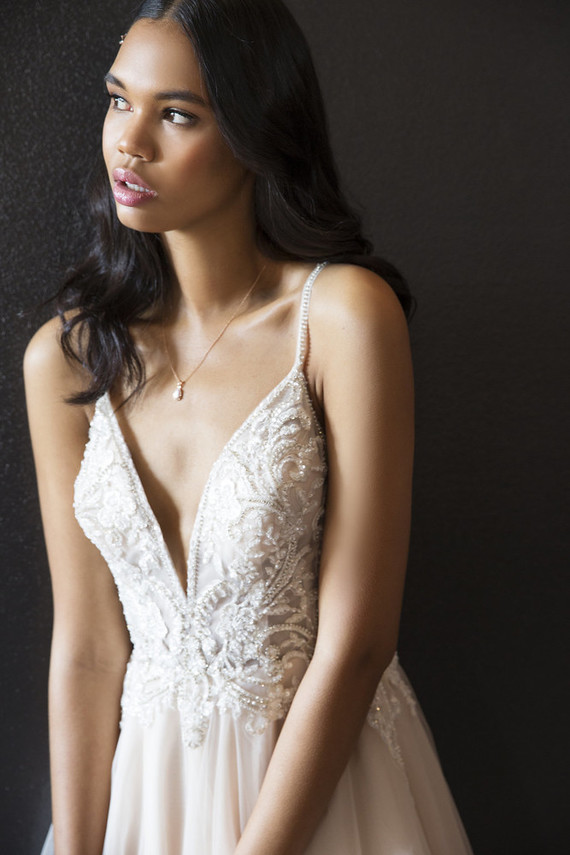 Galina Signature wedding dress by David's Bridal