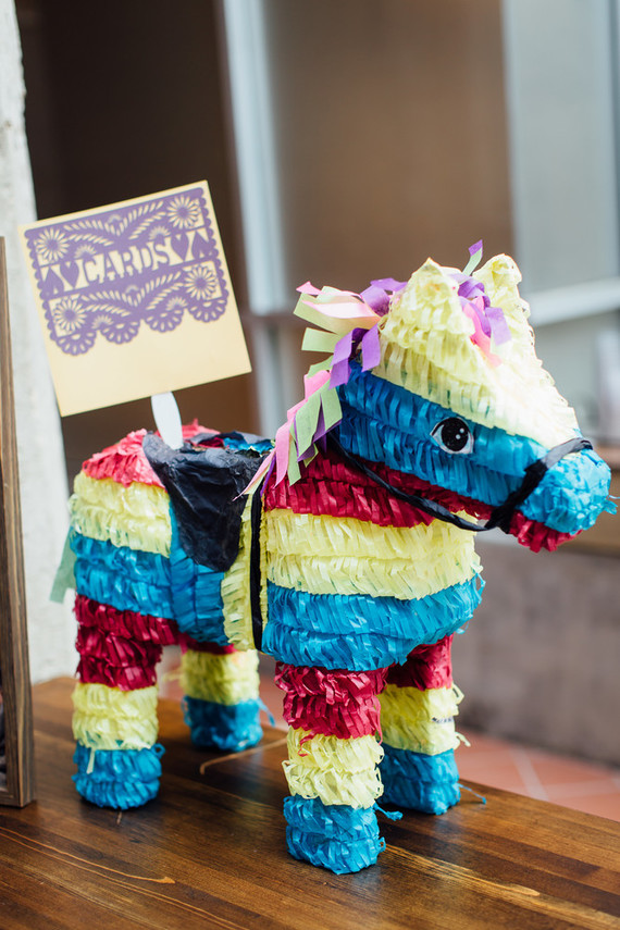 Wedding piñata