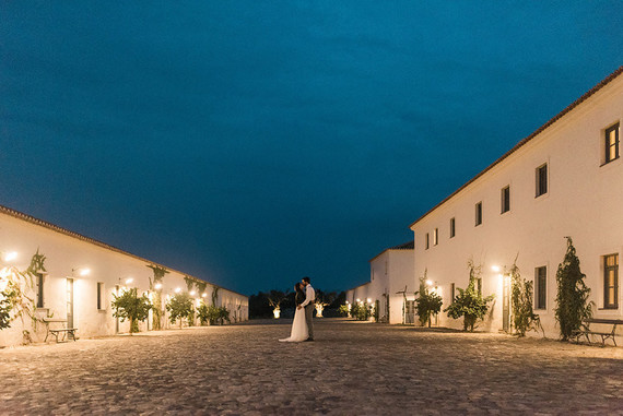 Elopement in an ancient farming village in Portugal