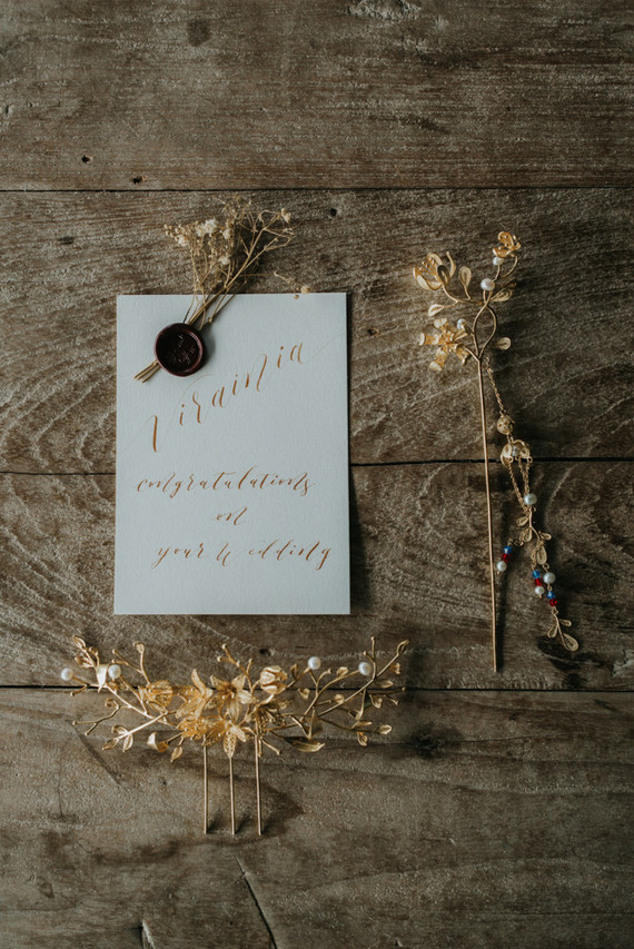 Elegant Bali destination wedding at Khayangan Estate