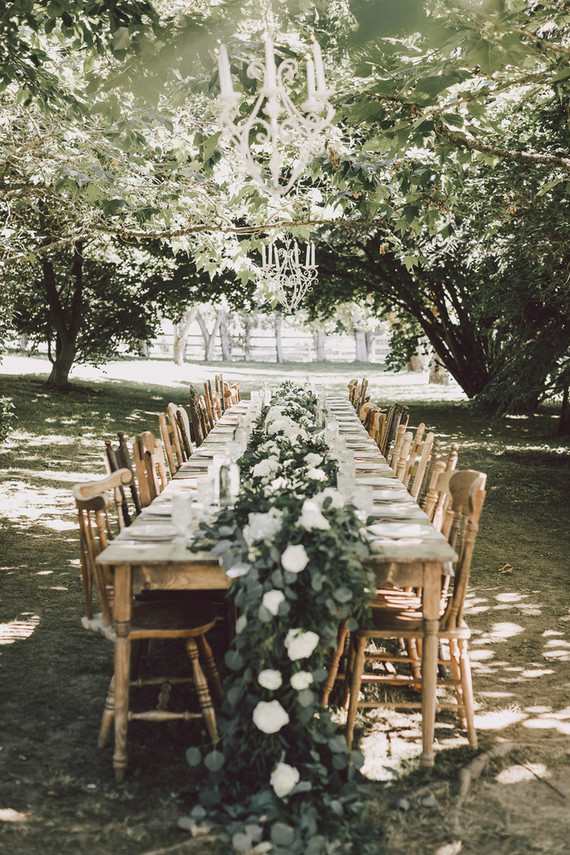 Elegant intimate Whidbey Island wedding at The Wayfarer