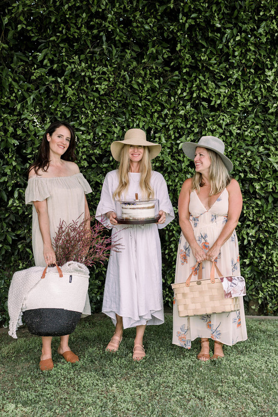 The perfect easy summer picnic with Crate and Barrel + 100 Layer Cake