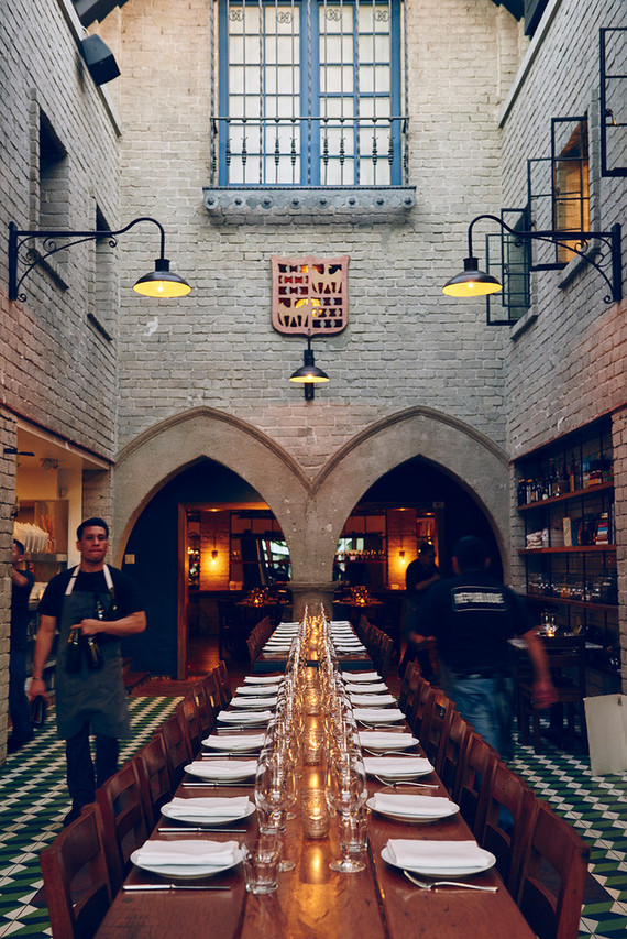 10 Amazing restaurants for a winter wedding in LA | Republique