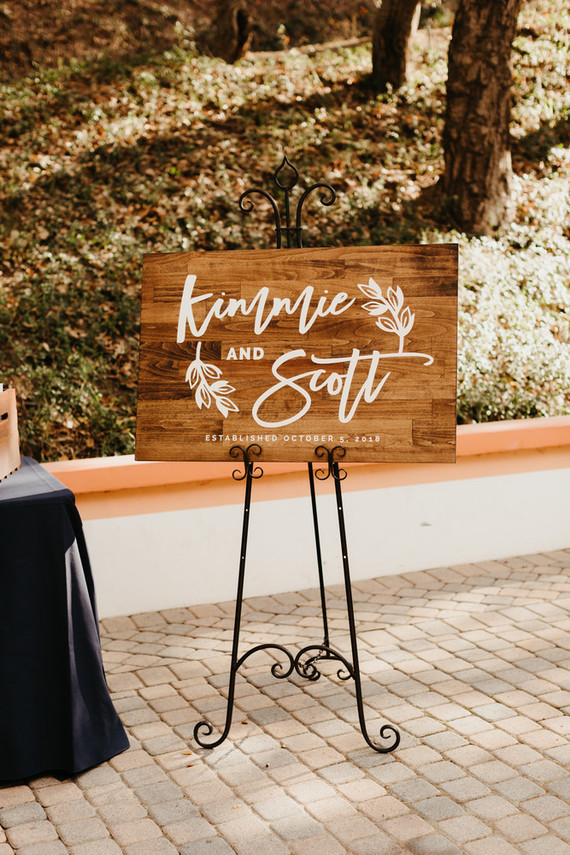 A classic California wedding at Rancho Las Lomas in Orange County