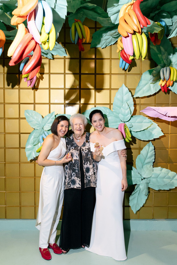 Museum of Ice Cream wedding