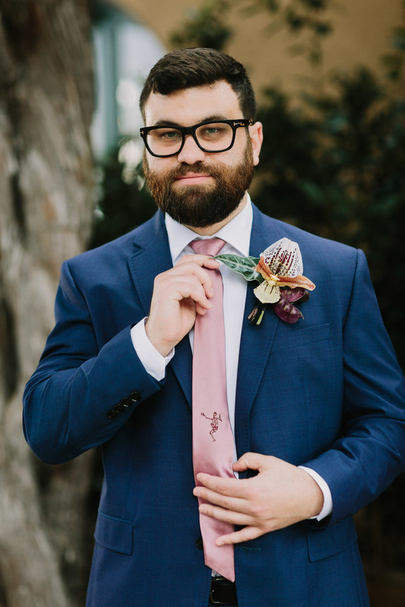 quirky, fun grooms fashion