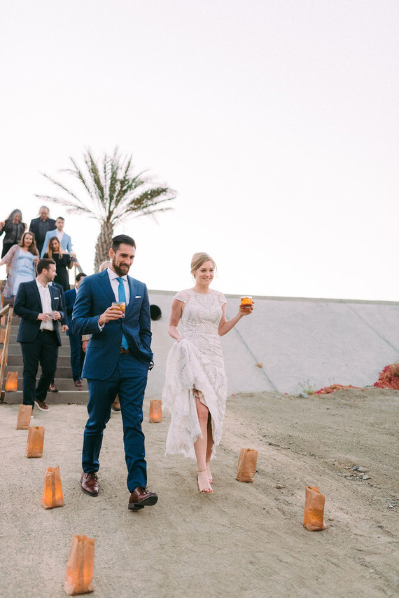 Destonation Mexico wedding