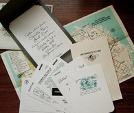 San Francisco Wedding Invitation