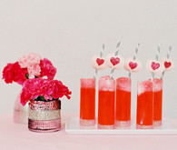 Valentine cocktail