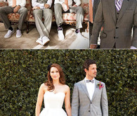 Los Angeles Wedding Groomsmen Style