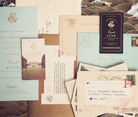 Vintage Inspired Invitations
