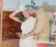 Midcentury Inspired Engagement Shoot