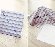 Handkerchief Invitation