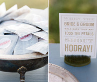 Fun Recessional Petal Toss Packaging