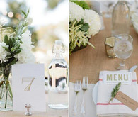 Elegant Ranch Tablescape