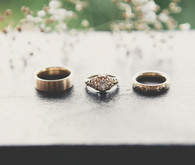 Antique Inspired Rings