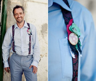 Farm Wedding Groom Attire