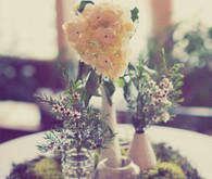 Nature Inspired Centerpiece