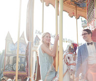 Carnival engagement merry-go-round