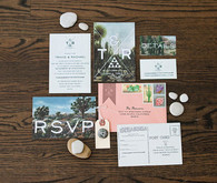 Joshua Tree wedding invite