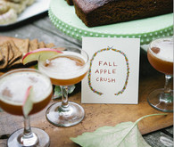 Fall Apple Crush Cider